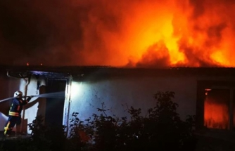 Marmaris'te Ayrılık Kararını Sindiremeyen Öfkeli Koca, Evi Ateşe Verdi