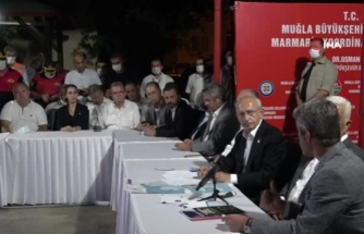Mehmet Oktay'tan Marmaris'in Afet Bölgesi Olması Talebi