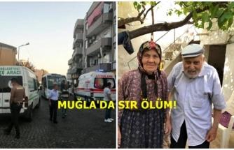 Milas'ta Yaşlı Çift Evlerinde Ölü Olarak Bulundu!