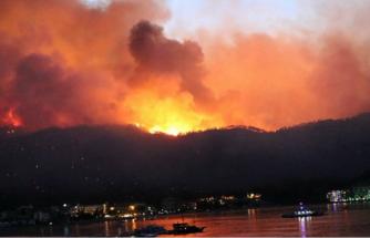 Manavgat'taki Yangını 12 Yaşındaki Çocuk Çıkarmış!