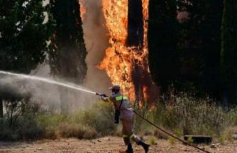 Yangın Felaketi Yaşayan Komşudan 'Maske Takın' Uyarısı