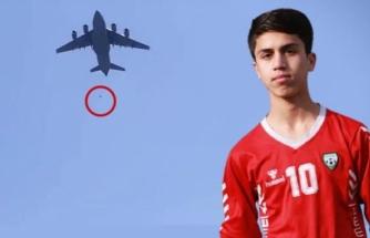 ABD Tahliye Uçağının Kanadından Düşen Afgan Futbolcunun Ailesi Pilotların Yargılanmasını İstiyor