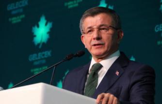 Ahmet Davutoğlu'ndan AKP Açıklaması
