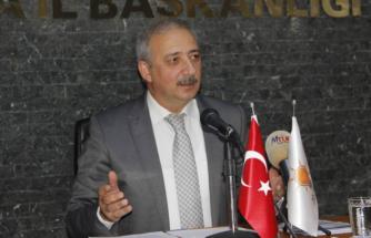 AK Parti İl Başkanı Kadem Mete, Menteşe'deki Yurt Binalarını İnceledi