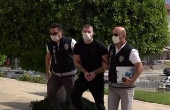 Marmaris'teki Cezaevi Firarisi Polisten Kaçamadı