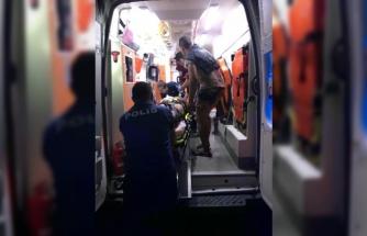 Marmaris'teki Ormanda Kaybolan Rus Turist Yaralı Halde Bulundu