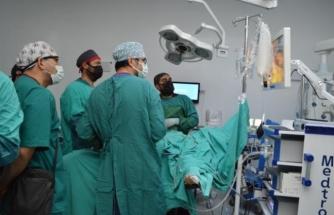Muğla'da İlk kez Laparoskopik Whipple Ameliyatı Yapıldı