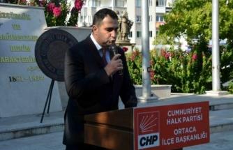 Ortaca'da CHP'nin 98. Kuruluş Yıl Dönümü Kutlandı
