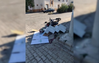 Seydikemer'de Trafik Kazası: 1 Yaralı