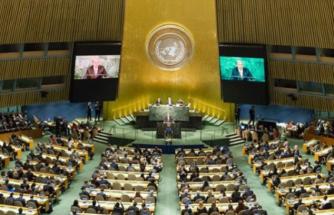 Taliban'dan BM Genel Kurulu'na Katılma İsteği