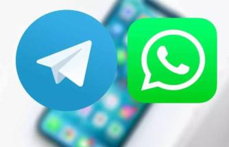 Telegram Whatsapp ile Dalga Geçti!