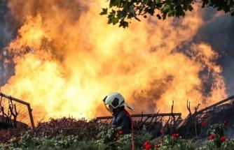 Ankara'daki MTA Kampüsü Yakınında Patlama Yaşandı