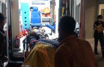 Asansör Boşluğuna Düşen İşçi, Ağır Yaralandı