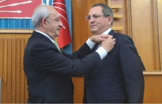 Ayvalık Belediye Başkanı Ergin CHP'ye Geçti
