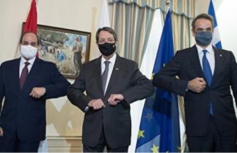 Dışişleri Bakanlığı'ndan 3 Ülkenin Ortak Açıklamasına Tepki