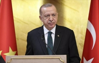 Erdoğan: En Çok Büyüyen İkinci Ülke Olduk