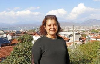 Fethiye'nin Tek Kadın Muhtarı, Örnek Gösteriliyor