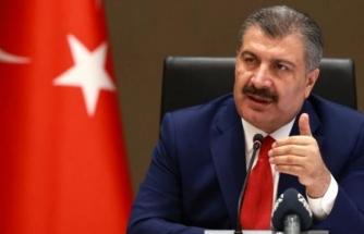 Haftalık Vaka Haritasında Zonguldak, 100 Binde 551,76 İle En Fazla Vaka Görülen İl Oldu