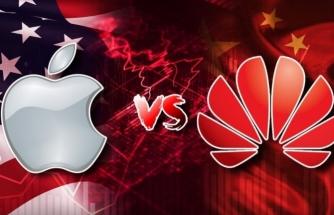 İsim Kavgası: Apple, Huawei'den Şikatçi Oldu!