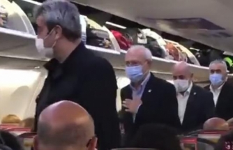 Kılıçdaroğlu, Marmaris Çalıştayı Sonrası Ekonomi Sınıfında Tarifeli Uçağa Bindi