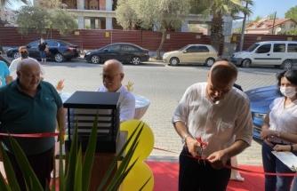 ORTACA'NIN YENİ AÇILAN İŞLETMESİ FAFAK CAFE HİZMET VERMEYE BAŞLADI