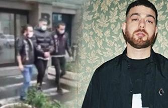 Rapçi 'Murda'ya Uyuşturucu Gözaltısı!