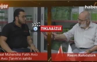 DALAMAN'DA AVCI TARIM FARKI FARK ETTİRİYOR!