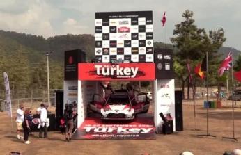 Dünya Ralli Şampiyonası'nın 5. Yarışı Türkiye Rallisi Tamamlandı
