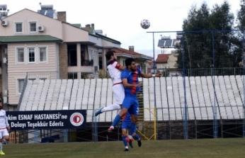 Fethiyespor Ligde Fırtına Gibi: Fethiyespor: 5 İskenderun FK: 0