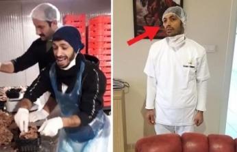 Döner Fabrikasındaki Skandala Bakanlık El Atınca Videoda Kahkahalar Atan Şahsın Suratı Asıldı