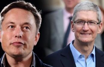 Elon Musk'tan Tim Cook'un İstanbul Paylaşımına Cevap