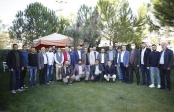 MÜSİAD Muğla Üyeleri Kahvaltı Etkinliğinde Bir Araya Geldi