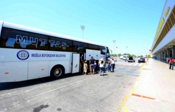 MUTTAŞ 7 Yılda 3 Milyon 880 Bin Yolcu Taşıdı