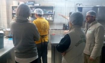 Marmaris'te İşletmelerde Gıda Denetimi Yapıldı!