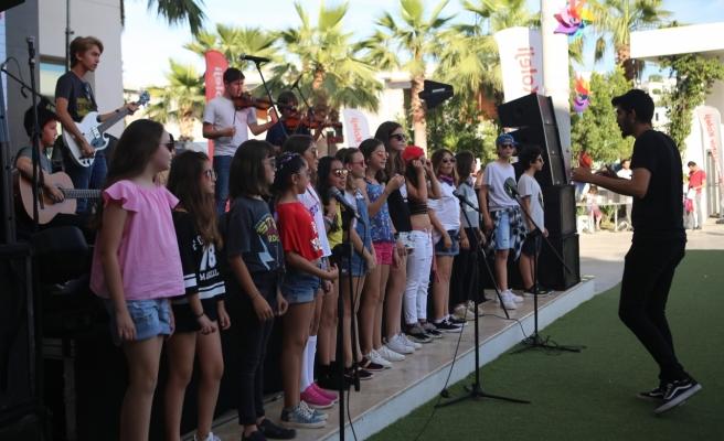 '4. GELENEKSEL GARDEN FEST' BODRUM'DA DÜZENLENDİ