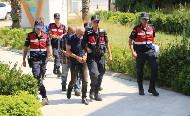 MİLAS'TA DİASPOR KRİSTALİ OPERASYONU