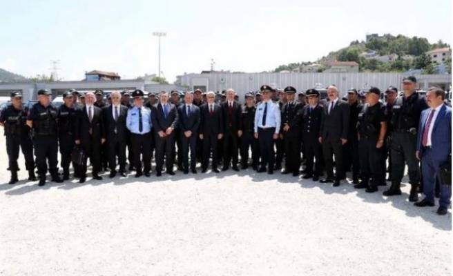 ARNAVUTLUK ÇEVİK KUVVET POLİSLERİ TÜRKİYE'DE EĞİTİLECEK