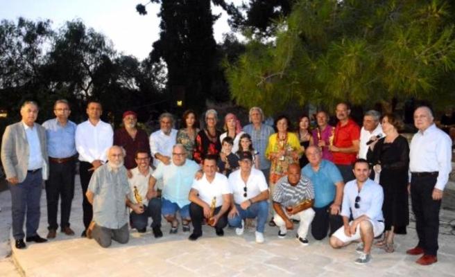 KNİDOS'UN SIR'I SANAT FESTİVALİ'NE GÖRKEMLİ AÇILIŞ
