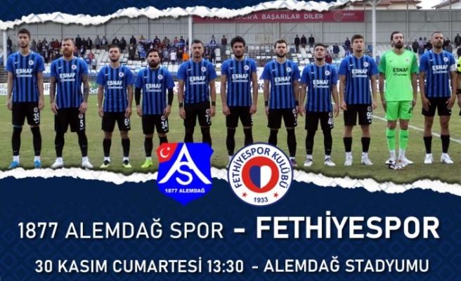 Fethiyespor İstanbul Deplasmanında!