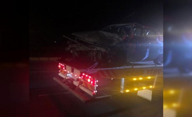 Aydın-Muğla Yolunda Trafik Kazası: 3 Yaralı