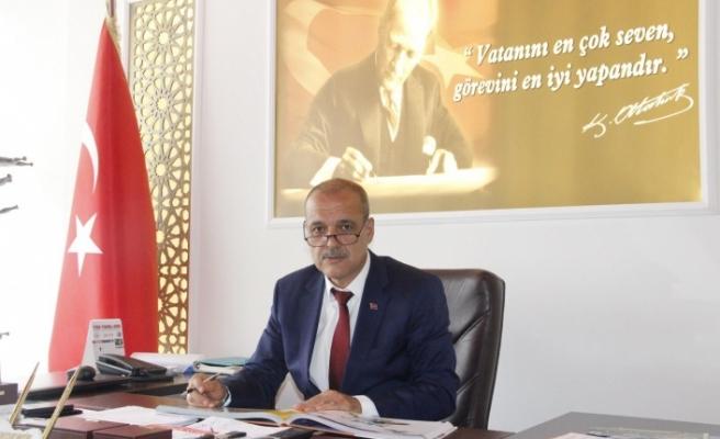 Başkan Alim Uzundemir'in Yenil Yıl Mesajı