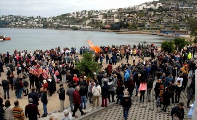 Bodrum'da Nartugan Kutlaması Düzenlendi