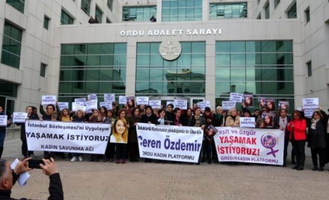 Ceren Özdemir Davası 20 Ocak 2020'ye Ertelendi!