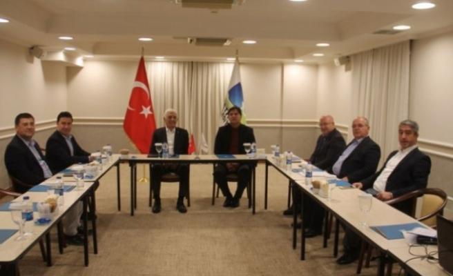 CHP'li Belediyeler İstişare Toplantısında Buluştu