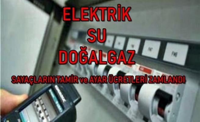 Elektiriğe Zam Yok Ama...
