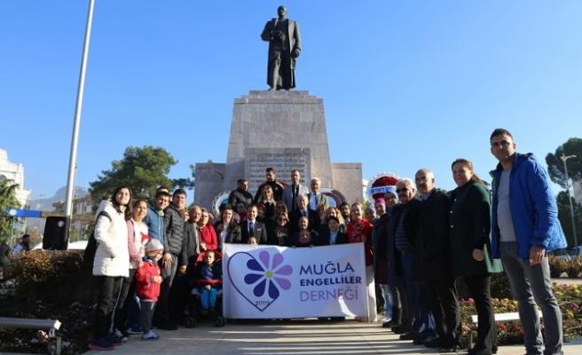 """Engelli Murat Metin: """"Atama Saygı için Ayağa Kalktım"""""""