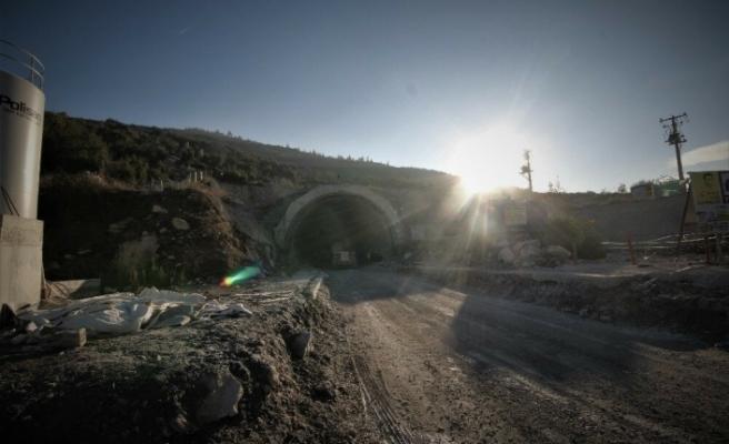 Honaz Tüneli için Tarih Belli Oldu