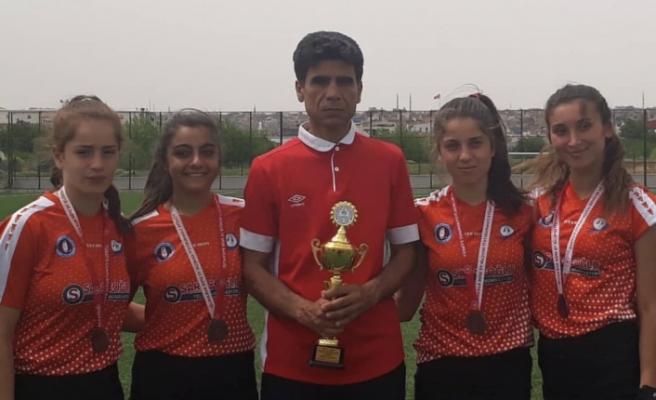 İranlı Spor Kondisyoneri Salmanzadeh Muğla Hokeyi için Çalışıyor