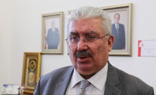 MHP'li Yalçın Gelecek Partisi'ni Hedef Aldı