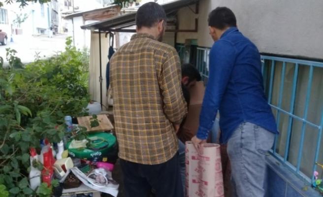 Milas Belediyesi'nden İhtiyaç Sahiplerine Soba Yardımı